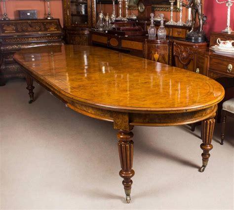 antique pollard oak victorian extending dining table