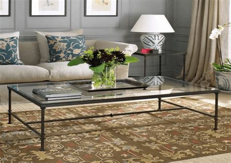 How To Decorate A Glass Coffee Table with The Strategies On How To Decorate A Glass Top Coffee Table