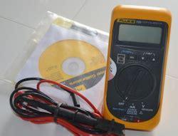 Jual Fluke 705 Loop Calibrator pt nusapolar persada pt nusapolar persada instrumentasi