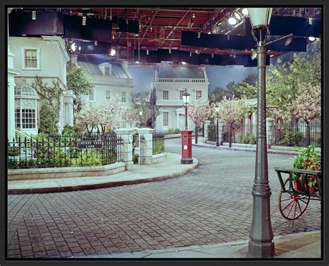 mary poppins in cherry cherry tree lane disney photo archives