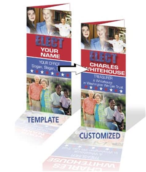political brochure political caign brochure printing and flyer printing