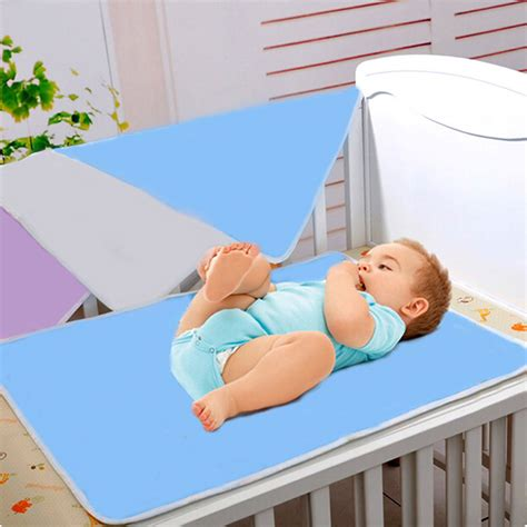 waterproof sheets for bed buy waterproof baby bedding sheets set of 2 online in india 81363635 shopclues com