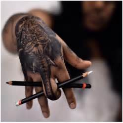 basquiat tattoo hand tattoos page 8