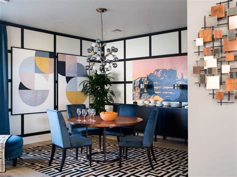 pictures of the hgtv smart home 2017 dining room
