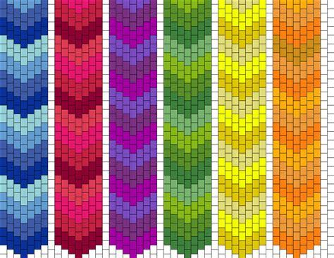 ties bead pattern peyote bead patterns simple bead