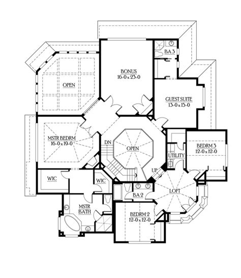 Ultimate Home Plans by 28 Ultimate House Plans Traditional House Plan