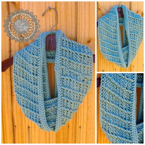can you pattern elk country appeal a free crochet infinity scarf pattern