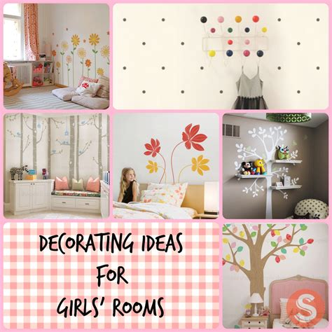 decorating ideas for teenage girl bedroom delectable 20 girls room decor design decoration of best 25 girl room decor ideas