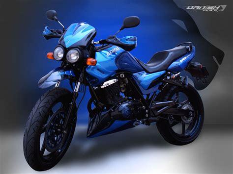 Lu Motor Ganti Led thunder 125 bluell suzuki thunder modifikasi