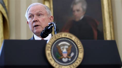jeff sessions news conference watch jeff sessions press conference full video heavy