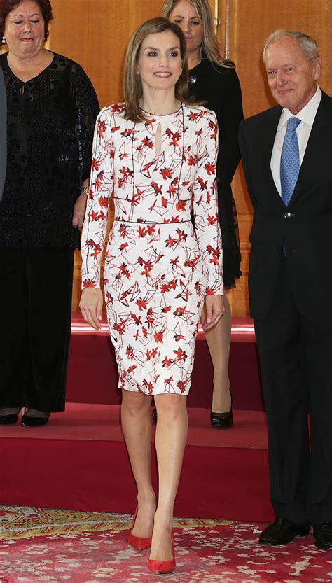 ganadores premios princesa de asturias 2016 estado floral el estilo de la reina letizia