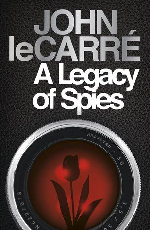 a legacy of spies by john le carr 233