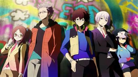 Hamatora The Animation meet the characters of hamatora the animation myanimelist net