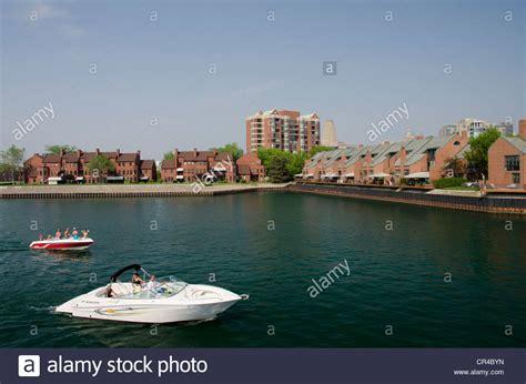 boat marina lake erie lake erie boating stock photos lake erie boating stock
