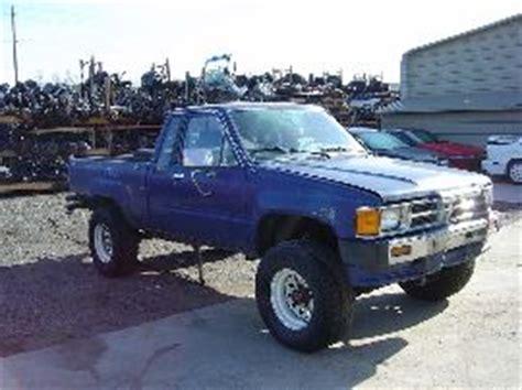 87 Toyota Parts 87 Toyota Parts