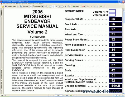 free download parts manuals 2007 mitsubishi endeavor electronic throttle control mitsubishi endeavor 2004 2005 repair manuals download wiring diagram electronic parts catalog
