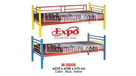 Ranjang Besi Merk Expo msb 06 ranjang besi single expo harga promo