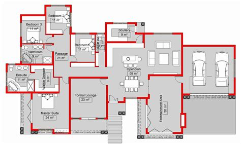 free pdf house plans 5 bedroom house plan south africa beautiful 5 bedroom modern house plans south african free pdf