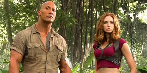 jumanji movie hero name jumanji welcome to the jungle alternate ending revealed