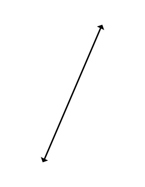 what is the difference between line and line segment