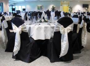 Cheap White Table Linens Five Fabulous Ways To Decorate Your Chairs With Sashes
