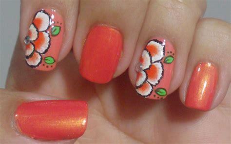 fotos de uñas decoradas youtube unhas decoradas passo a passo manual bela e simples nail