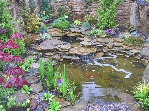 Garden water features pictures 02 garden water features