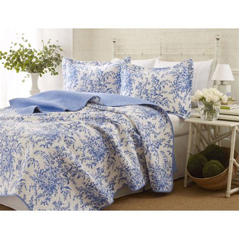 blue quilt bedding king size turquoise blue cotton quilt shams set paisley
