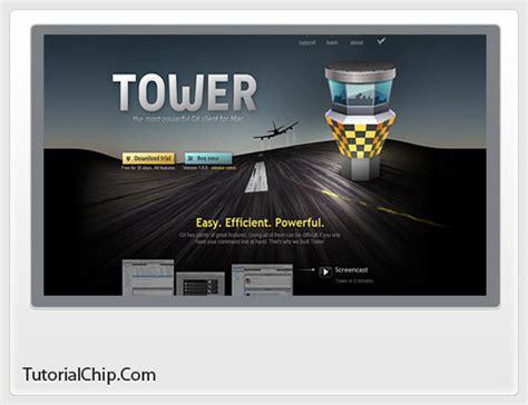 git tutorial tower 30 creative and inspiring website designs 2011 tutorialchip