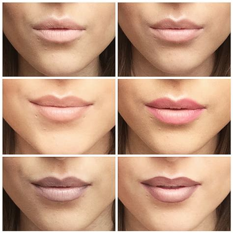 The One Colour Stylish Lip Liner friday five transforming one lipstick with five liners