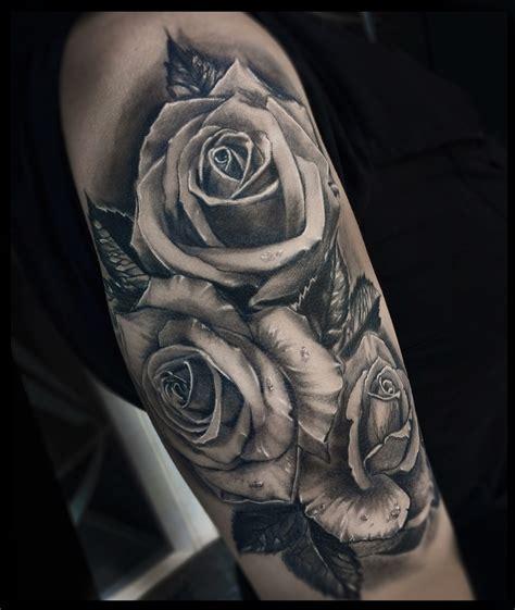tattoo rosas rosas