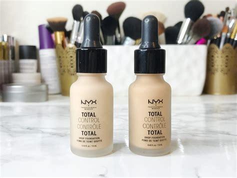 Foundatin Nyx nyx cosmetics total foundation