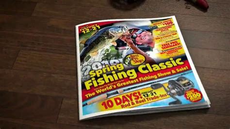 Where Can I Get Bass Pro Shop Gift Cards - bass pro shops spring fishing classic tv spot stay smart ispot tv