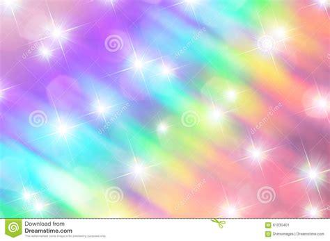 Rainbow White Syar I rainbow sparkle stock illustration image 61030401