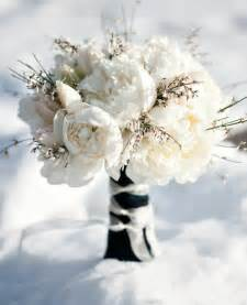winter wedding bouquet ideas runway fashions about weddings winter wedding