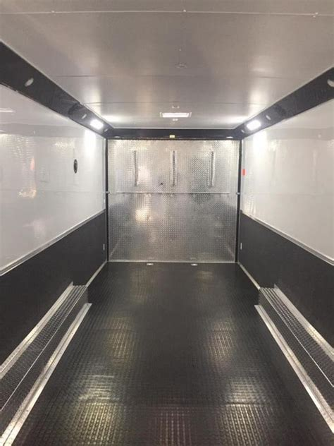 bathroom continental 44 bathroom continental trailers automaster car racing trailer enclosed trailers