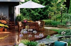 5 garden decking ideas for the most pleasant and relaxing environment interior design inspiration