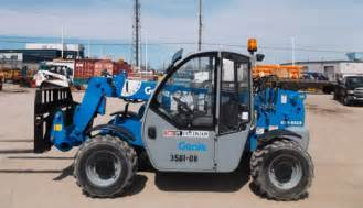 Genie gth 5519 terex tx 5519 for sale or rent canlift equipment