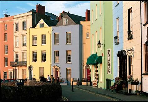 Pembrokeshire Tourist Attractions Near Puffin House In House Tenby