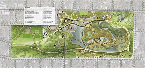 layout là gì proposed grant park design idea king pinterest