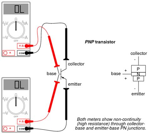 transistor darlington test electric circuit bipolar junction transistors