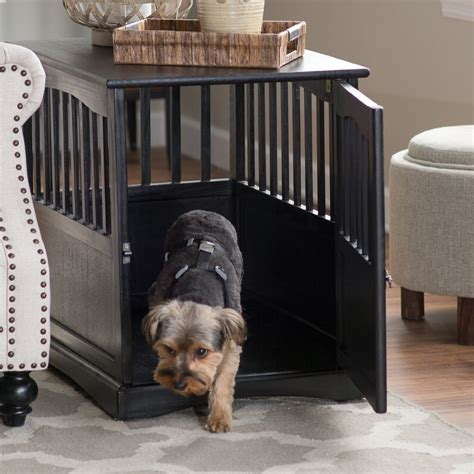 best way to crate a puppy crate end tables new owners