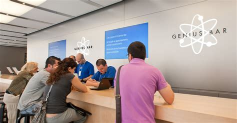 apple genius bar apple retains top spot on laptop s tech support rankings