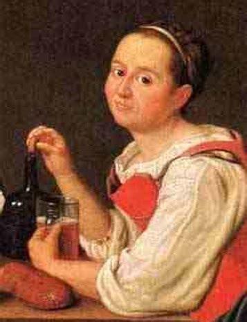 e donne giornale birra e donne l innovazione pittorica di horemans