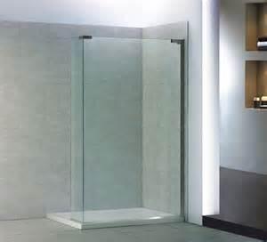 dusch abtrennung walk in dusche wf12 2 8mm glaswand 90x120x200 duschwand