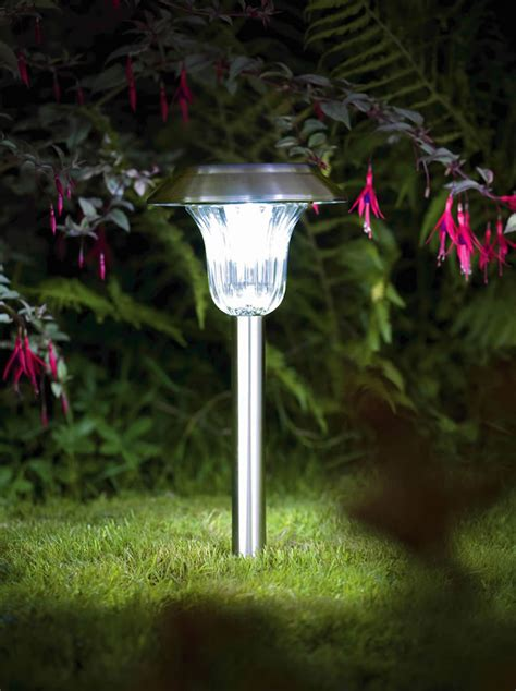 Torino Solar Garden Light How To Use Solar Lights For Garden