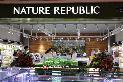 Harga Nature Republic Di Mall Kokas nature republic hadir di trans studio mall bandung