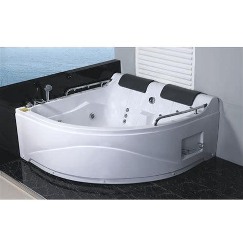 vasca idromassaggio due posti vasca idromassaggio 150x150cm cromoterapia per 2 persone pr