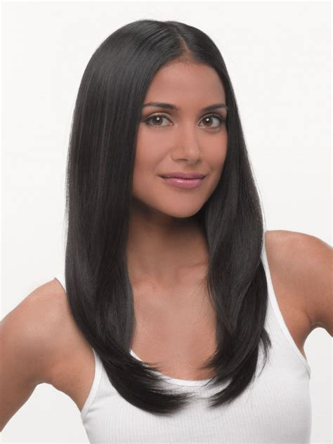22 quot clip in hair extensions by hairdo