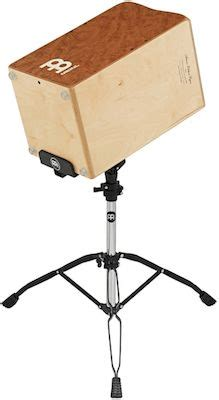 Meinl Stand Up Cajon meinl percussion professional cajon stand sweetwater